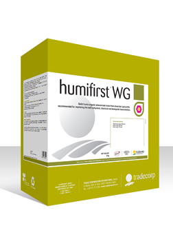 Humifirst WG Humic Acid Fulvic Acid wettable granule derived from American Leonardite