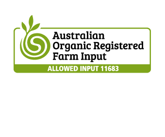 AUSORGANICS Logo for Organic products